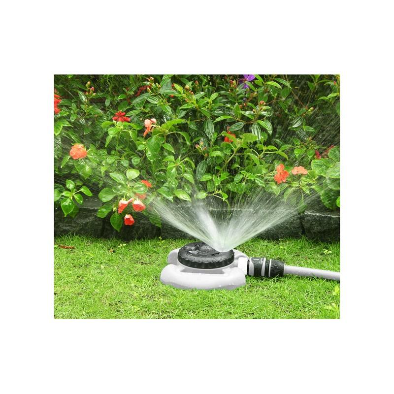 Gartenbewässerung Regner Impulsregner Kreisregner Sprinkler Rasensprenger