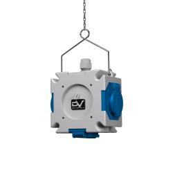 Energiewürfel Stromverteiler mDV 3x230V Doktorvolt 2688