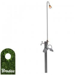 Garten-Set: Brause, Wasserhahn, Schlauchhalter