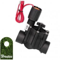 Elektro Bewässerungsventil mit Druckeinstellung 2x1'