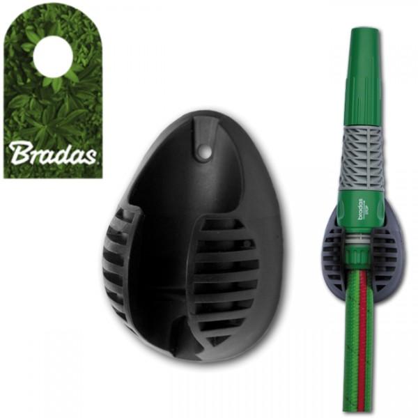 """PVC garden hose holder 1//2/"""" hose holder wall hose holder tube"""