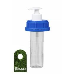 Spender 150 ml mit einer Seifenpumpe