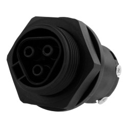 Rundsteckverbinder RST20I3S