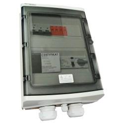 Solar Anschlusskasten 80A AC