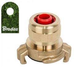 LIME LINE Schnellverbinder 1//2/' Winkelverstellung Schlauchkupplung BRADAS 3393