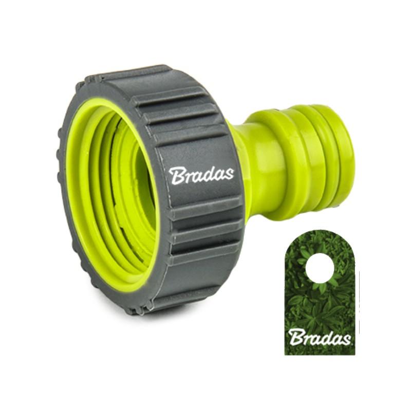 """Bradas Hahnanschluss 3//4/"""" Hahnstück für Wasserhahn Adapter Schlauchverbinde"""