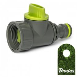 Gartenbrause 7-funktionsbrause Sprühpistole Spritzpistole BRADAS 2105