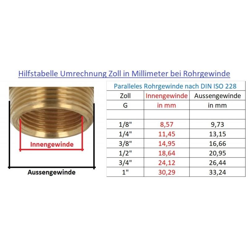 Geka-System Schnellkupplung Schlauchtülle Klauenkupplung 1//2/' 13mm Bradas 4672