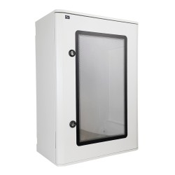 Gehäuse  HYDRA T 465 IP65 transparente Tür