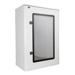 Gehäuse HYDRA T 465 transparente Tür