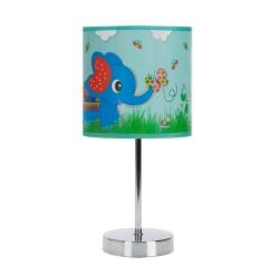 Tischlampe NUKA E14 BLUE