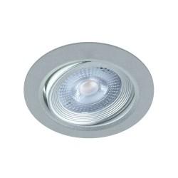 Deckenspot SMD MONI LED C 5W 3000K SILVER IDEUS 2272