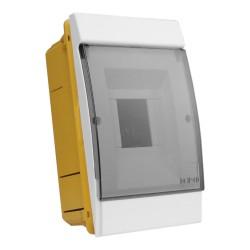 Unterputz Verteilerkasten IP40 2/4 Module weiß 970.04.B M-L 0810