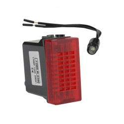 Leuchtmelder LED RED 230V M-L 2123