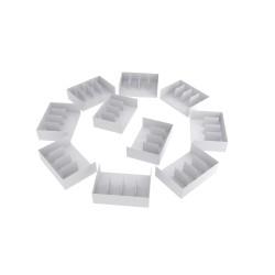 10Stk Endkappe für 4-phasige Phasenschienen 16mm2 2261