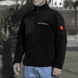 Microfleece Jacke Größe 2XL