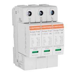 Blitzstromableiter B+C Typ 1+2 3P 5kA Überspannungsschutz STPT12-5K1000V-YPV 0129