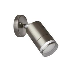 Außenlampe Wandleuchte TARAS SPT GU10 INOX Strühm 5686
