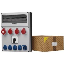 Stromverteiler GR-S/FI 3x16 1x32 5x230