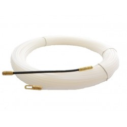 MBS25 Einziehband Nylon 25m Einziehspirale mit Suchfeder Band Zugband XBS
