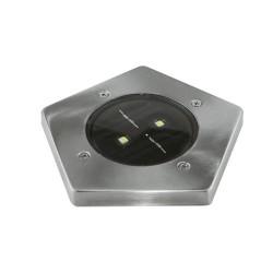 Solarlampe mit Erdspieß GARET LED V 0,5W 5700K IP65 Strühm 6140