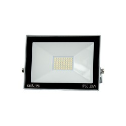 LED Scheinwerfer KROMA 30W GRAU 4500K 2400lm IP65 IDEUS 2340