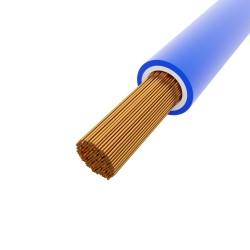 Leitung 6mm2 blau H07V-K 100m BiTOne® 450/750V 5043