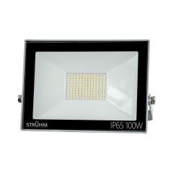 LED Scheinwerfer KROMA 100W GRAU 4500K 8000lm IP65 IDEUS 2364