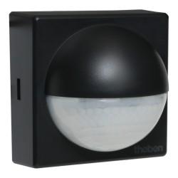 Zewnętrzny czujnik ruchu 180 st 12m IP55 theLuxa R180 czarny 0783