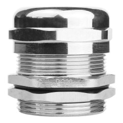 PG29 Kabelverschraubung 18-25mm IP68 Messing vernickelt DGN 3145