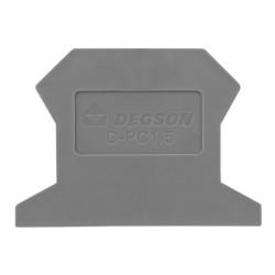 Endplatte für Reihenklemme PC1,5 DGN 3558