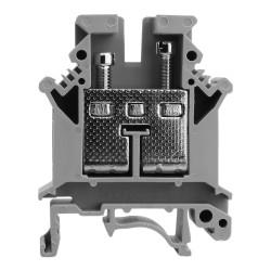 Reihenklemme 16mm2 Durchgangsklemme Grau VDE UL DGN 3374