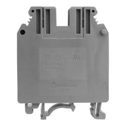 Reihenklemme 35mm2 Durchgangsklemme Grau VDE UL DGN 3381