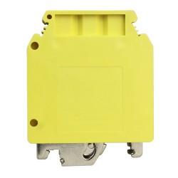 Schutzleiter-Reihenklemme 35mm2 gelb-grün Erdungsklemme 3442