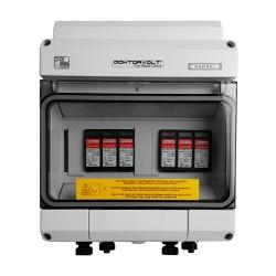 DC 2x Phoenix 2801162 T1/T2 IP65