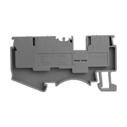 Złączka szynowa 4mm2 1P zaciskowa