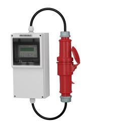 Mobiler Stromzähler MID 5x4mm2 ca.1.3m 32A