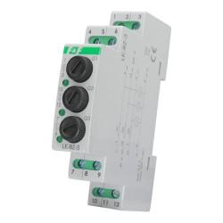 Leuchtmelder Signalleuchte 3 Phasen mit Sicherung 3 x grün F&F 2892