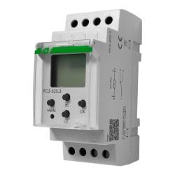 Programmierbare Zeitschaltuhr NFC Astronomische Wochenzeitschaltuhr ON-OFF PCZ-525.3 F&F 6219