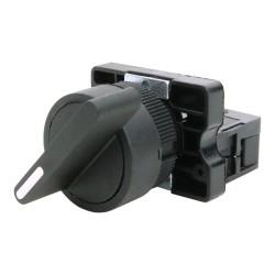 Ein/Aus 2-Position Drehschalter Maschinenschalter 0-1 Wahlschalter  NG22-EJ21 XBS 2216