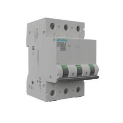 Leitungsschutzschalter 3P B 25A 6kA AC VDE Siemens 8885