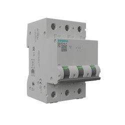 Leitungsschutzschalter 3P C 16A 10kA AC VDE Siemens 0538
