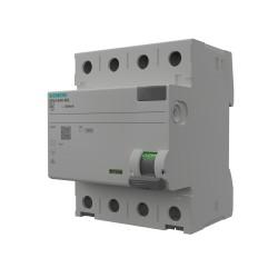 Fehlerstromschutzschalter 40A 300mA FI-Schalter Typ A VDE Siemens 0164