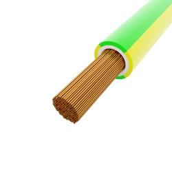 100m Leitung 1,5mm2 gelb-grün H07V-K 100m BiTOne® 450/750V 5531