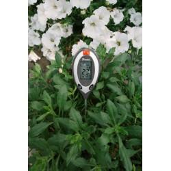 4 in1 Boden-Feuchtigkeitsmessgerät LCD Hydrometer