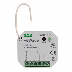 Bistabiles Relais FW-R1P-P Multifunktionales 1-kanal F&Wave 0911