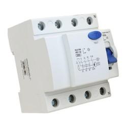 Fehlerstromschutzschalter 4P 40A 30mA typ AC Doktorvolt 5026