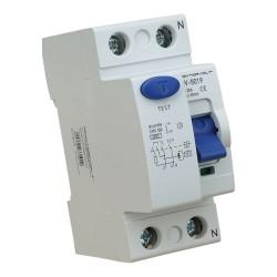 Fehlerstromschutzschalter 2P 25A 30mA Typ AC FI-Schalter Doktorvolt 5019