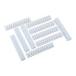 10x Lüsterklemme 6mm2 12-Polig VDE Verbindungsklemme DGN 0670