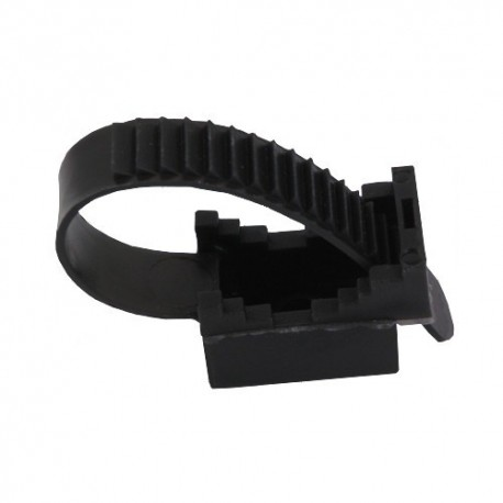 Kabelbinder/Halter UP22 UV, Schwarz, 100szt, 12.11